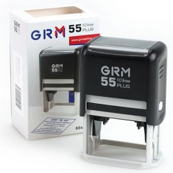 печать GRM Oval 55 Plus